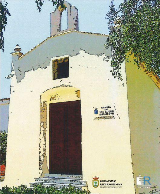 La sala de exposiciones 'Ermita de San Roque' celebra su XV aniversario con múltiples actividades culturales - 1, Foto 1