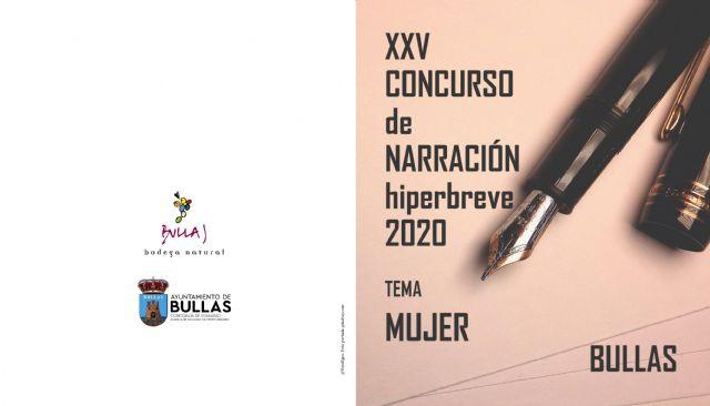 XXV Concurso de Narración Hiperbreve con el tema Mujer - 1, Foto 1