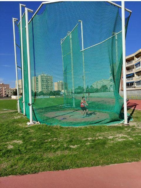 Plusmarcas a golpe de martillo en Cartagena - 1, Foto 1