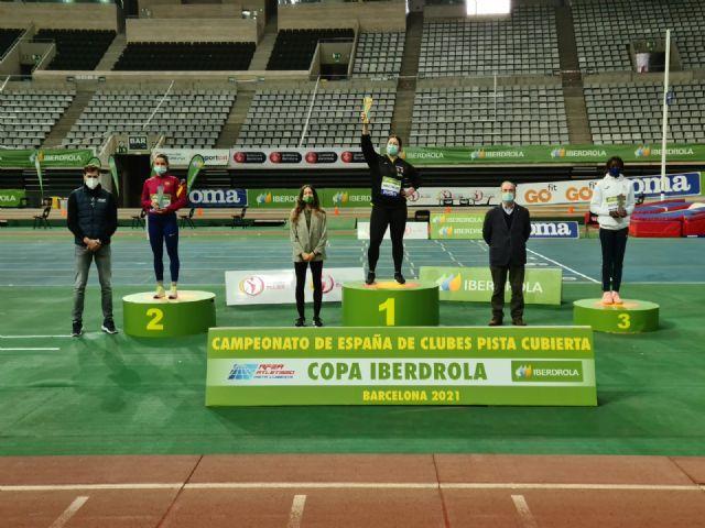 Plata y bronce para los nuestros en el Nacional de Clubes en Pista Cubierta - 1, Foto 1