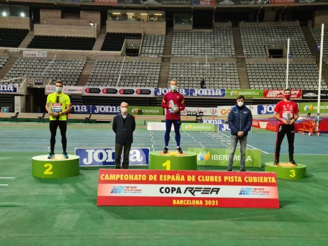 Plata y bronce para los nuestros en el Nacional de Clubes en Pista Cubierta - 2, Foto 2