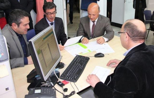 Alhama de murcia ciudadanos y empresas podrn realizar for Oficina de asistencia en materia de registros
