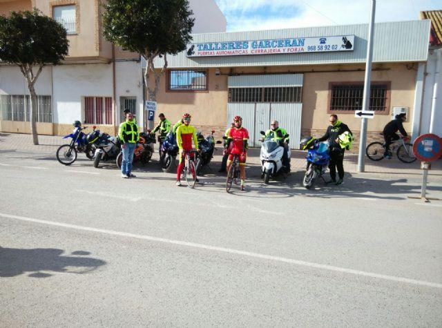 El C.C. Santa Eulalia estuvo presente en la 5ª prueba del Circuito Montañas Alicantinas y en Roldán, Interclub Cartagena 2017, Foto 4