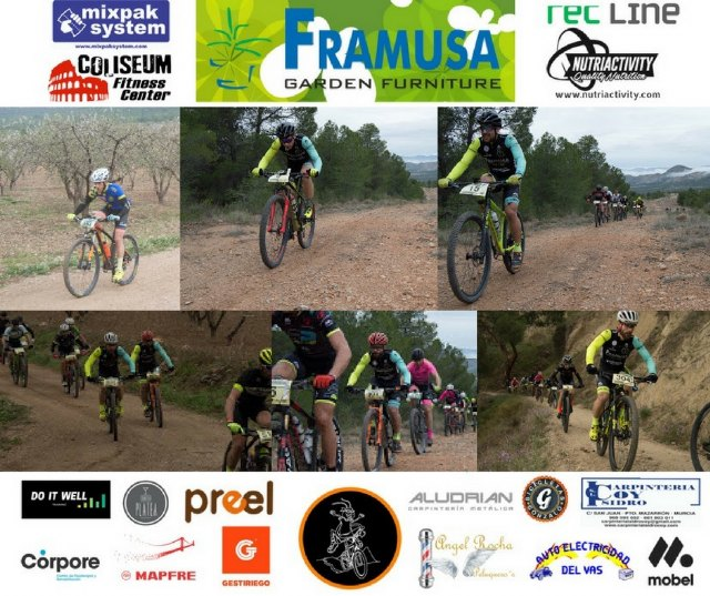 Two new podiums in Cieza for the Framusa Garden Grasshoppers - 3