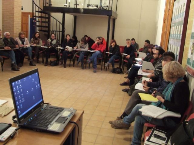 Follow-up Forum of the European Charter for Sustainable Tourism of the Sierra Espuña Territory The meeting was attended by the Councilors for Environment and Tourism, Antonia Camacho and Inmaculada Blázquez, and municipal technicians from both manage