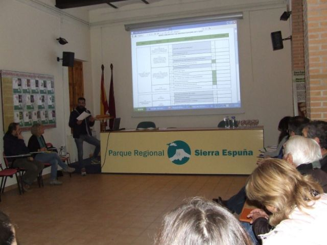 Follow-up Forum of the European Charter for Sustainable Tourism of the Sierra Espuña Territory The meeting was attended by the Councilors for Environment and Tourism, Antonia Camacho and Inmaculada Blázquez, and municipal technicians from both manage - 3