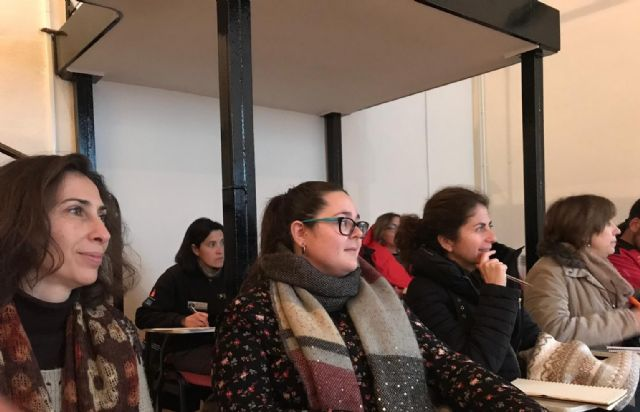 Follow-up Forum of the European Charter for Sustainable Tourism of the Sierra Espuña Territory The meeting was attended by the Councilors for Environment and Tourism, Antonia Camacho and Inmaculada Blázquez, and municipal technicians from both manage - 6