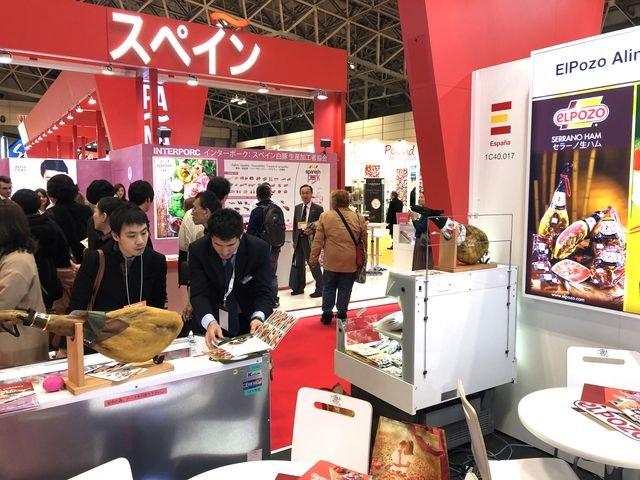 ELPOZO ALIMENTACIÓN participa en Foodex Japón para aumentar su posicionamiento en Asia, Foto 2