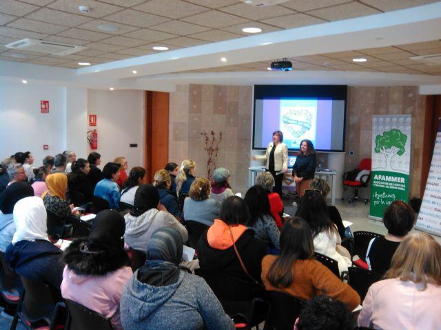 Las actividades del Día Internacional de la Mujer comienzan con talleres sobre empoderamiento - 1, Foto 1