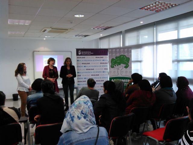 Las actividades del Día Internacional de la Mujer comienzan con talleres sobre empoderamiento - 2, Foto 2