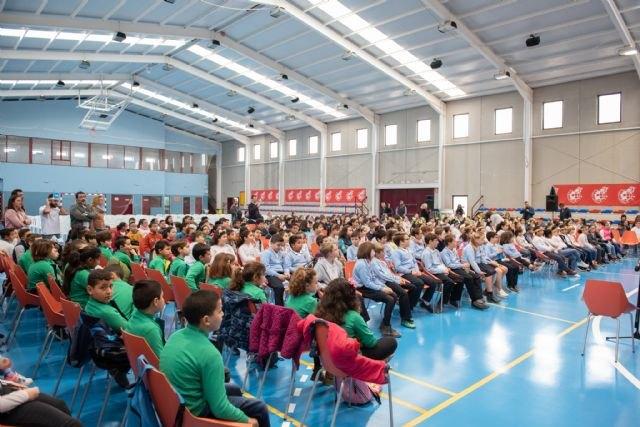 300 alumnos de primaria participan en el VII festival de Educación Vial - 2, Foto 2
