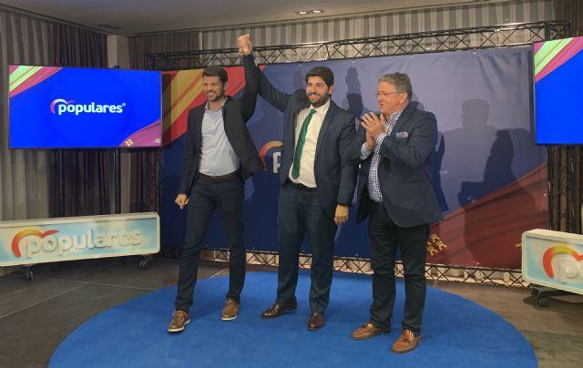 López Miras: El estado actual del Mar Menor es el mejor desde que comenzamos a trabajar en su regeneración - 1, Foto 1