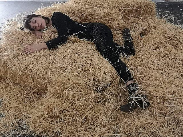 Á�ngela Brun, una artista en un pajar - 1, Foto 1