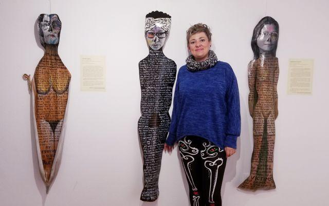 Silvanele presenta dos proyectos escultóricos en el Museo de Belenes del Mundo de Ojós - 3, Foto 3