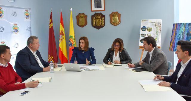La Alcaldesa de Archena pide financiación a Madrid para poner en marcha el proyecto de recuperación medioambiental del río a su paso por el municipio - 1, Foto 1