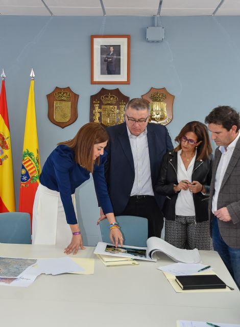La Alcaldesa de Archena pide financiación a Madrid para poner en marcha el proyecto de recuperación medioambiental del río a su paso por el municipio - 2, Foto 2