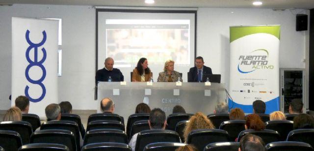 COEC crea el portal digital Fuente Álamo Activo - 2, Foto 2