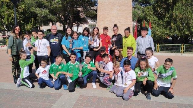 El Colegio Reina Sof�a y el IES Prado Mayor de Totana se proclamaron campeones regionales de Petanca de Deporte Escolar, Foto 1