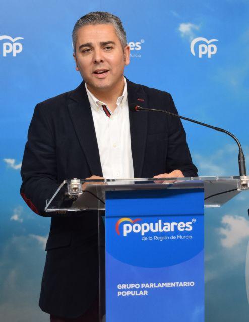 Jesús Cano: Conesa debería saber que el PSOE de Ricote no respondió al Gobierno regional cuando le ofreció la cesión del albergue La Caleta - 1, Foto 1