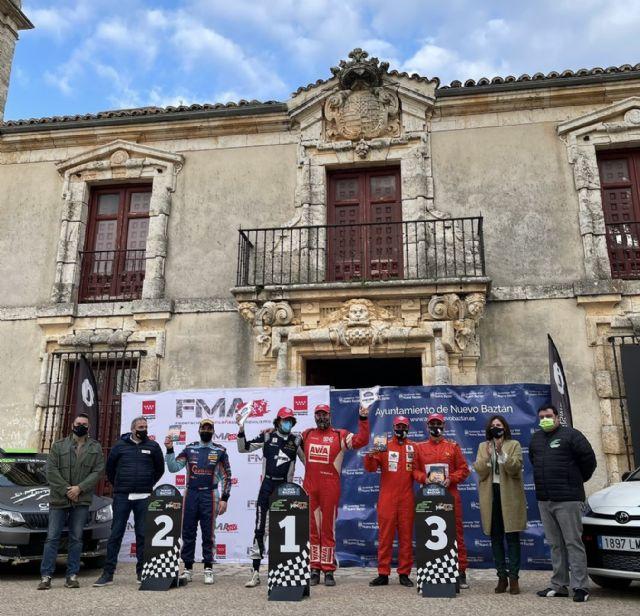 Quintana y Mujica, terceros en el nuevo Baztán de Madrid - 2, Foto 2