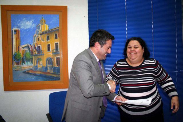 Ayuntamiento y la Asociación Comercio de Alcantarilla llegan a un acuerdo de colaboración - 1, Foto 1