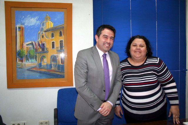 Ayuntamiento y la Asociación Comercio de Alcantarilla llegan a un acuerdo de colaboración - 4, Foto 4