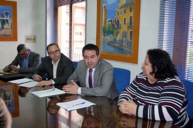 Ayuntamiento y la Asociación Comercio de Alcantarilla llegan a un acuerdo de colaboración - 5, Foto 5