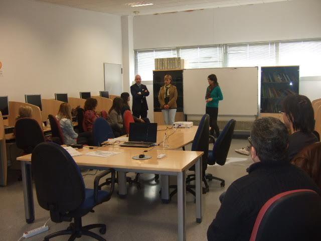 Se inaugura el Curso Actividades administrativas en la relación con el cliente, Foto 3