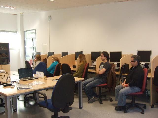 Se inaugura el Curso Actividades administrativas en la relación con el cliente, Foto 4