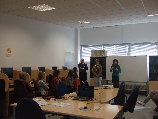 Se inaugura el Curso Actividades administrativas en la relación con el cliente, Foto 5