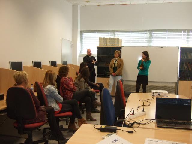 Se inaugura el Curso Actividades administrativas en la relación con el cliente, Foto 6