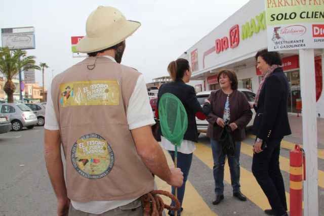 Juana Lasso gana la Compra-Récord organizada por la Cámara de Comercio de Lorca y Puerto Lumbreras - 1, Foto 1