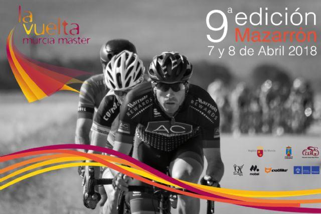 Este sábado comienza en Mazarrón la IX vuelta a Murcia Máster, Foto 1