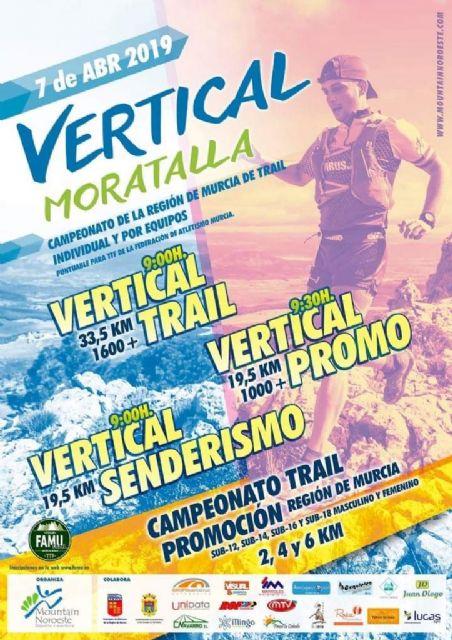 Controles antidopaje en Vertical Moratalla - Cto. Regional de Trail Individual y por Clubes - 1, Foto 1