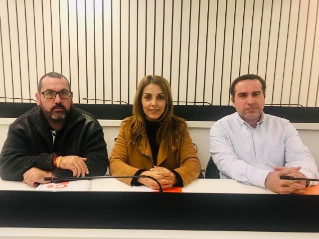 Ciudadanos pide que se vuelva a licitar el contrato de mantenimiento y limpieza de zonas verdes en Las Torres de Cotillas - 1, Foto 1
