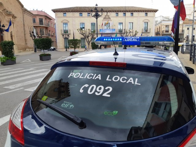 Local Police identifies 556 people on public roads during the past weekend