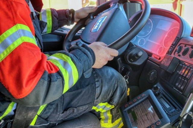 91 empresas alhameñas y autónomos del transporte podrán disponer de las mascarillas que dota el Estado, Foto 1