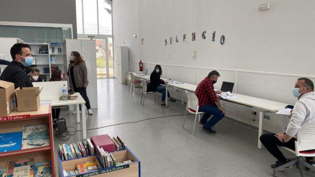 12 alumnos se forman en informática e Internet en El Esparragal-La Estación gracias a un curso organizado por el Ayuntamiento de Puerto Lumbreras - 1, Foto 1