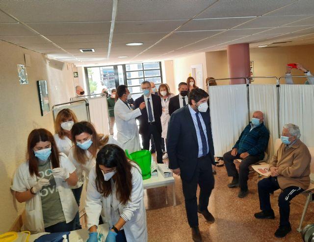 La ampliación del centro de salud Alcantarilla-Sangonera estará licitada antes de que acabe el año - 1, Foto 1