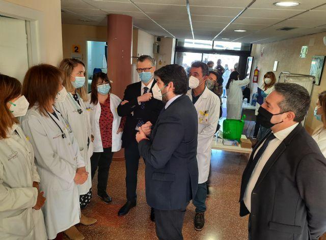 La ampliación del centro de salud Alcantarilla-Sangonera estará licitada antes de que acabe el año - 2, Foto 2