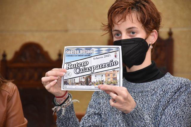 La 2° Edición de El Rutero Calasparreño ya tiene ganadora - 1, Foto 1