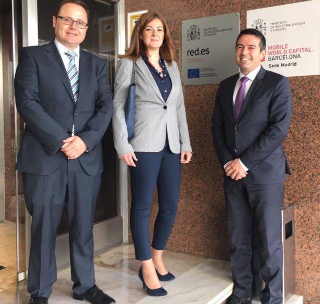 Alcantarilla presenta su candidatura para participar con la iniciativa SMART INFO ALCANTARILLA - 1, Foto 1