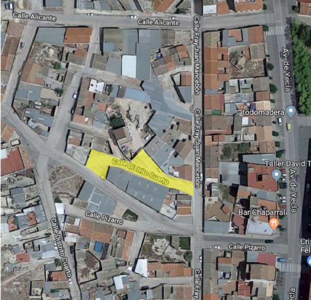 La Junta de Gobierno aprueba la renovación de infraestructuras de una calle del Cuarto Distrito - 2, Foto 2