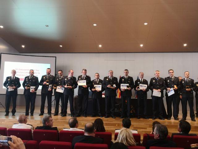 Unijepol elige Águilas para la celebración del III Encuentro de Policías Locales de la Región de Murcia - 2, Foto 2
