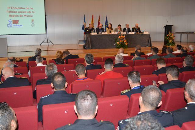 Unijepol elige Águilas para la celebración del III Encuentro de Policías Locales de la Región de Murcia - 3, Foto 3