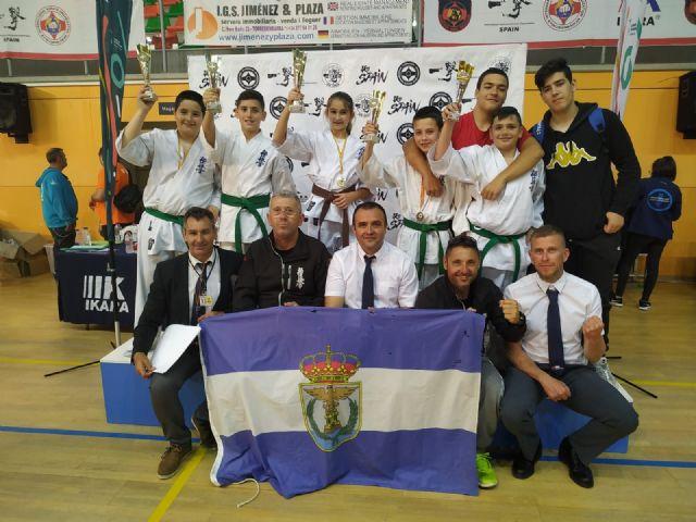 Cuatro aguileños se proclaman campeones de España en el Campeonato Infantil de Torredembarra - 1, Foto 1