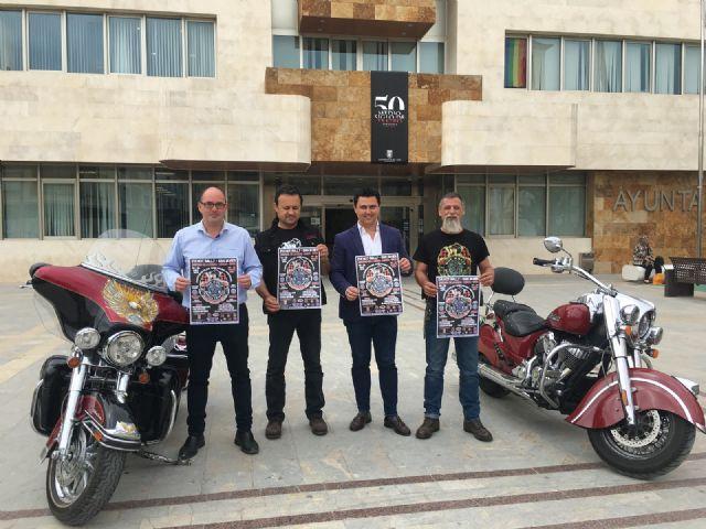 El XVI Hot Rally San Javier espera recibir más de 3500 motos y unas 6000 personas del 24 al 26 de mayo en Santiago de la Ribera - 4, Foto 4