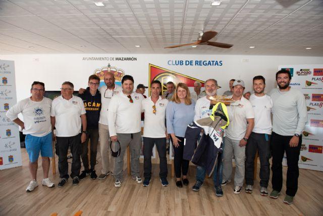 Más de 240 regatistas se dieron cita en la IX regata Bahía de Mazarrón - 3, Foto 3