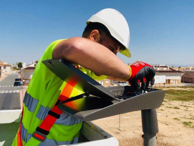 Las Torres de Cotillas reducirá más de un 40% las emisiones de CO2 con la renovación de su iluminación pública - 1, Foto 1
