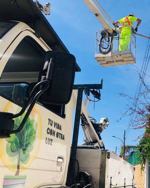 Las Torres de Cotillas reducirá más de un 40% las emisiones de CO2 con la renovación de su iluminación pública - 3, Foto 3